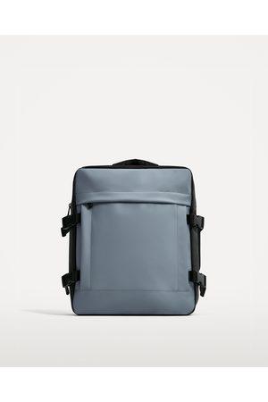 Uomo Zaino - Zara ZAINO GOMMA - Disponibile in altri colori