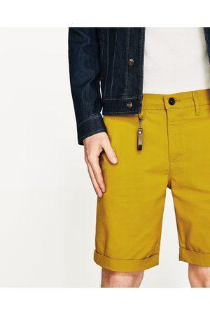 Uomo Pantaloncini - Zara BERMUDA COTONE - Disponibile in altri colori