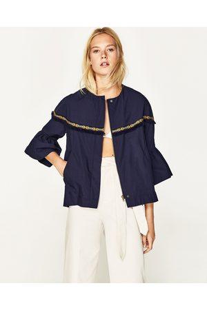 acqusita Zara Donne compara Campana e i Giacche online prezzi T0q4wrTx