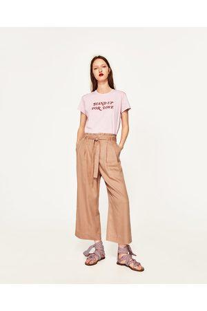 Culotte Fashiola Pantaloni E Online Donna Zara Compara it Acquista pIEqzwn