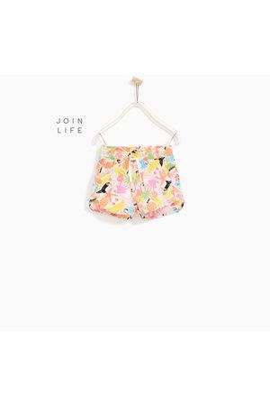 Pantaloncini - Zara SHORTS ANGURIE E GELATI - Disponibile in altri colori