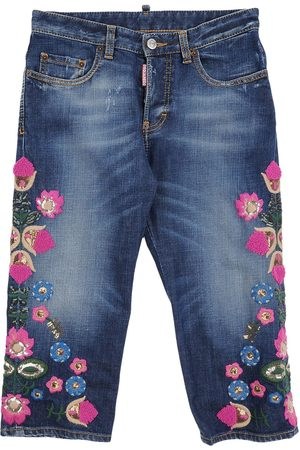 Bambina Pantaloni - Dsquared2 JEANS - Pantaloni jeans