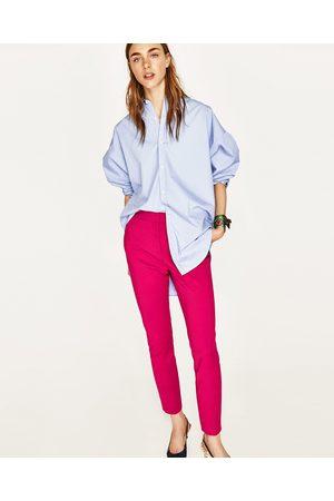 Donna Slim & Skinny - Zara PANTALONI SKINNY VITA ALTA - Disponibile in altri colori