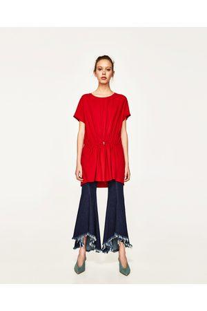 Donna Tuniche - Zara TUNICA DETTAGLIO FIANCO - Disponibile in altri colori