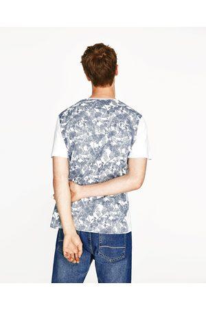 Uomo T-shirts - Zara T-SHIRT INTERNO - Disponibile in altri colori