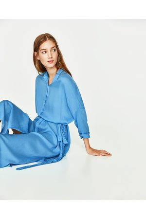 Donna Vestiti casual - Zara LONG SHIRT DRESS